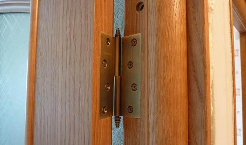 Почему скрипят балконные дверидвери.