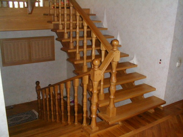лестницы для частного дома фото