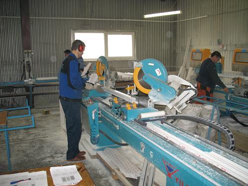 Технология производства пластиковых окон пвх. Promokna - производство окон