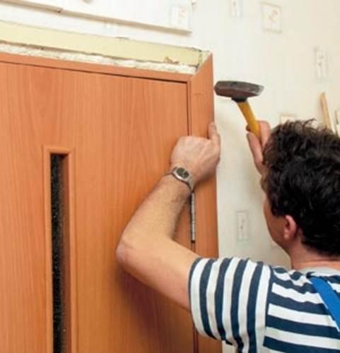 жилы установка наличников межкомнатных дверей Красок для